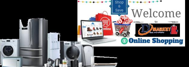 D- Market Online Shopping